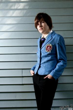 Haruhi Fujioka from Ouran High School Host Club worn by Brette