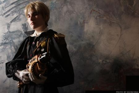 UK / England / Arthur Kirkland from Axis Powers Hetalia worn by Brette