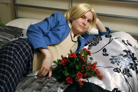 France / Francis Bonnefoy from Axis Powers Hetalia worn by Brette