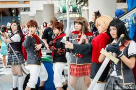Eight from Final Fantasy Type-0