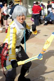 Hope Estheim from Final Fantasy XIII-2