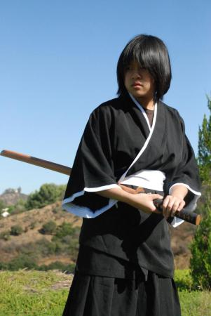 Shinigami from Bleach worn by EvilProdigyYip