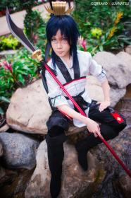Hakuryuu Ren from Magi Labyrinth of Magic by Luvnatsu