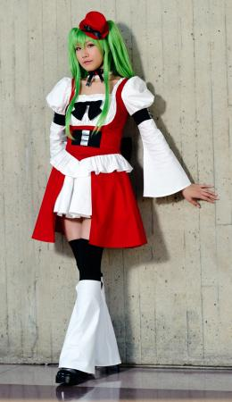 C.C. from Code Geass worn by Luvnatsu