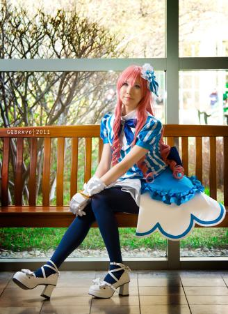 Megurine Luka from Vocaloid 2 worn by Luvnatsu