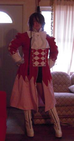 Alice from Pandora Hearts worn by Evilyaoifangirl