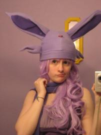 Espeon from Pokemon worn by Star-tan
