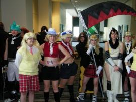 Patty Thompson from Soul Eater worn by Star-tan