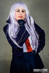Kyoko Kirigiri from Dangan Ronpa worn by Star-tan