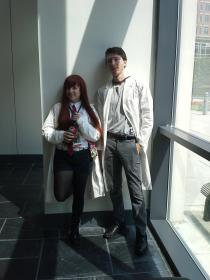 Kurisu Makise from Steins;Gate worn by Star-tan