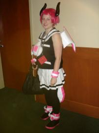 Raspberyl from Disgaea 3