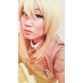 Historia Reiss / Christa Renz from Attack on Titan worn by sorairo-days