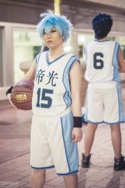 Kuroko Tetsuya from Kuroko's Basketball worn by sorairo-days