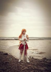 Asuna from Sword Art Online by sorairo-days