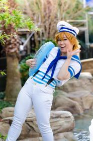 Hazuki Nagisa from Free! - Iwatobi Swim Club worn by sorairo-days