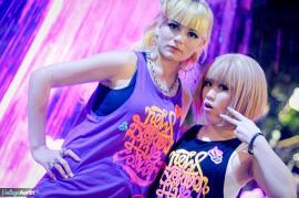 Minzy from 2NE1