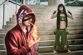 Toph Bei Fong from Avatar: The Last Airbender worn by sorairo-days