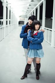 Mitsuki Nase from Kyoukai no Kanata worn by sorairo-days