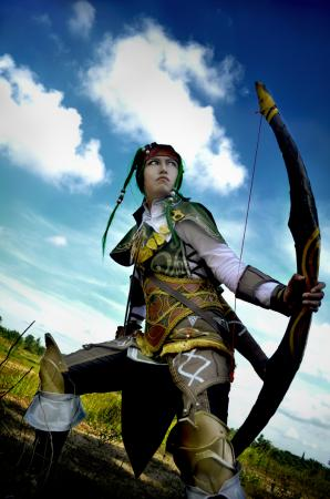 Rufus from Valkyrie Profile 2: Silmeria worn by epi