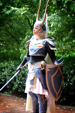 Warrior of Light from Final Fantasy Dissidia