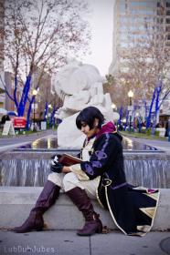 Morgan from Fire Emblem: Awakening