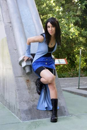Rinoa Heartilly from Final Fantasy VIII worn by Phavorianne
