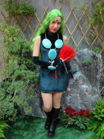 Emerald / Esmeraude from Sailor Moon R