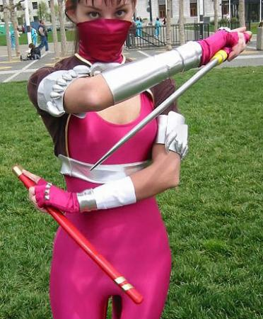 Taki from Soul Calibur worn by Phavorianne