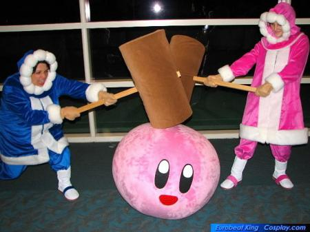 Popo the Ice Climber from Super Smash Bros. worn by Phavorianne