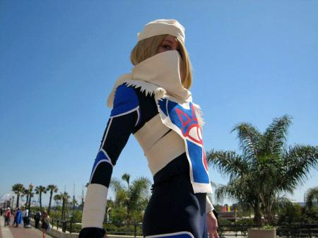 Sheik from Super Smash Bros.
