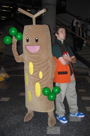 Sudowoodo from Pokemon