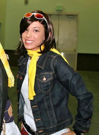 Momoko Tsugunaga from Hello! Project