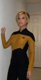 Tasha Yar from Star Trek: The Next Generation worn by Phavorianne