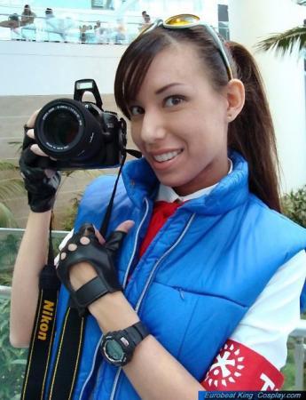 Ran Hibiki from Rival Schools 2
