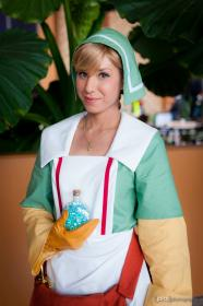 Chemist from Final Fantasy Tactics worn by Phavorianne