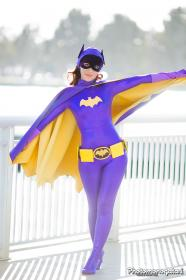 Batgirl from Batman worn by Phavorianne