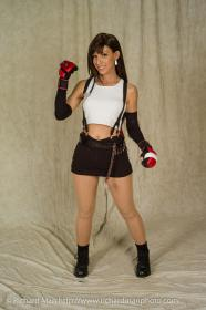Tifa Lockhart from Final Fantasy Dissidia 012 Duodecim worn by Phavorianne
