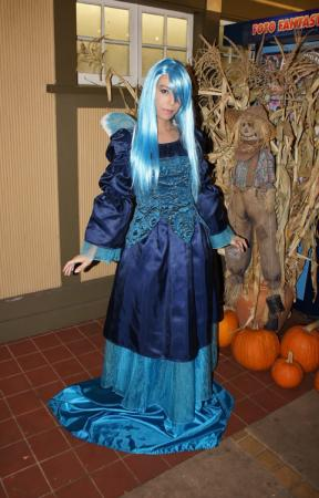 Water Fairy from Original:  Fantasy worn by Phavorianne