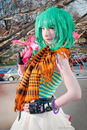 Ranka Lee from Macross Frontier worn by Kitsoru