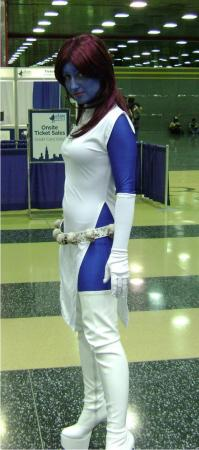 Mystique from X-Men worn by JessicaJolt