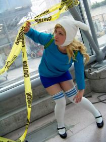 Fionna from Adventure Time with Finn and Jake
