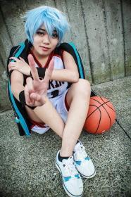 Kuroko Tetsuya from Kuroko's Basketball worn by gokulover3