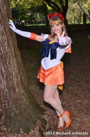 Super Sailor Venus from Sailor Moon Super S worn by Jobiberry