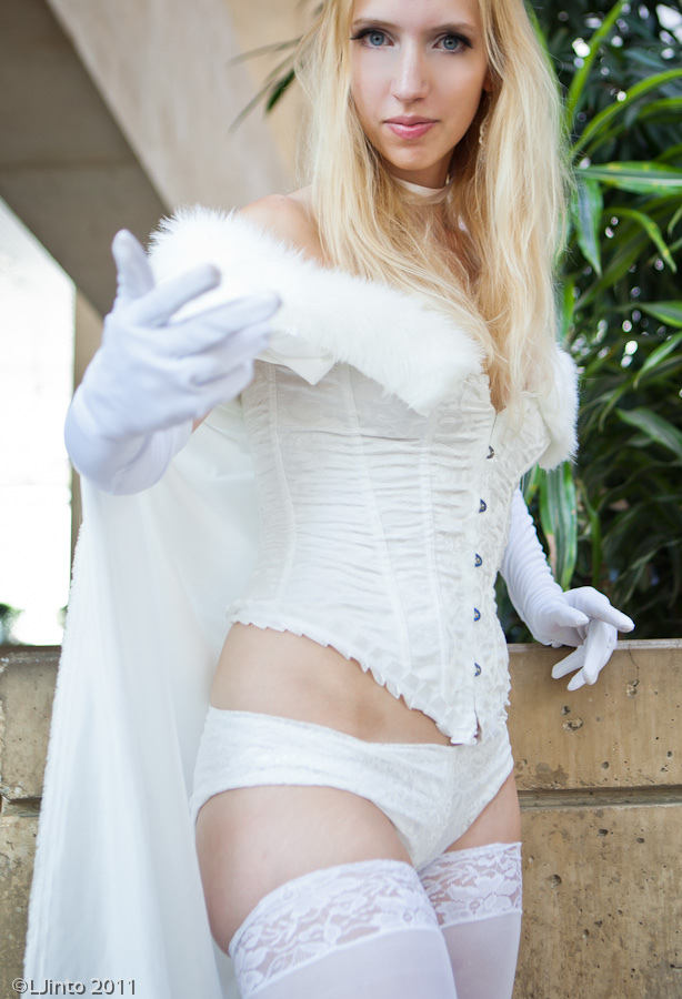 Emma Frost from X-Men by Intraventus | ACParadise.com