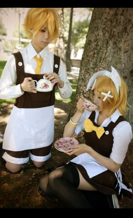 Kagamine Rin from Vocaloid 2 worn by Jesberry