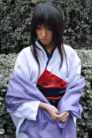 Tomoe Yukishiro from Rurouni Kenshin