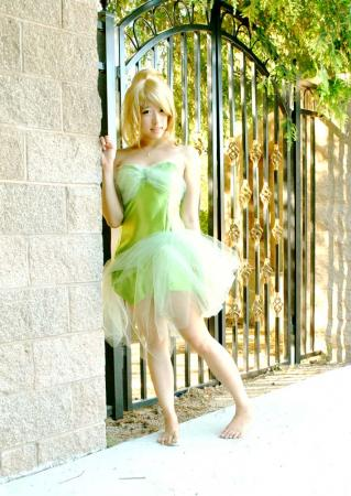 Tinker Bell from Peter Pan worn by Jesberry