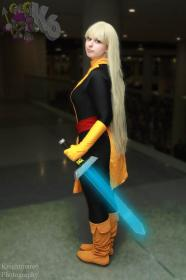 Magik from X-Men worn by AuroraMarija