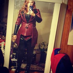 Wanda Maximoff / Scarlet Witch from Avengers: Age of Ultron worn by AuroraMarija