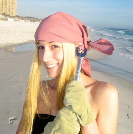 Winry Rockbell from Fullmetal Alchemist worn by LinkInSpirit
